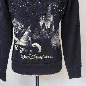 Disney Parks Magic Kingdom Zip up Hoodie M